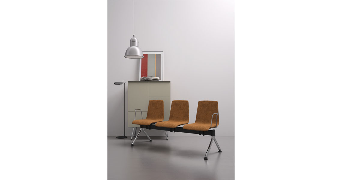 Design sige pivotant pour laccueil et bureau Leyform