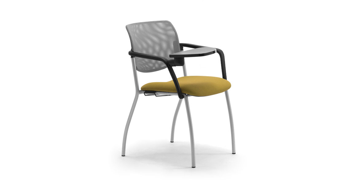 chaises pour bibliotheques salles de lecture et salle d 39 etude leyform. Black Bedroom Furniture Sets. Home Design Ideas